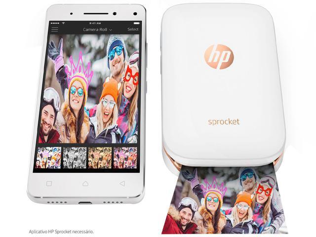 Imagem de Impressora Fotográfica para Smartphone HP