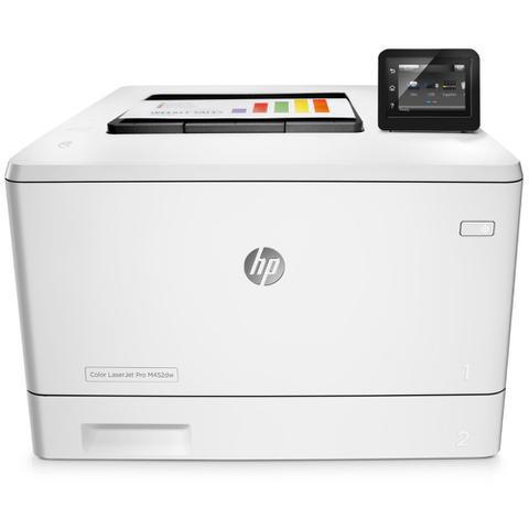Imagem de Impressora HP Color LaserJet Pro M452dw - Duplex, Wireless