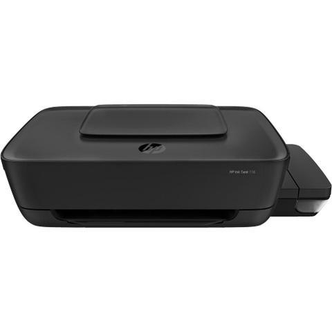 Imagem de Impressora HP Ink Tank 116 3UM87A, Tanque de Tinta, Colorida, USB - Bivolt