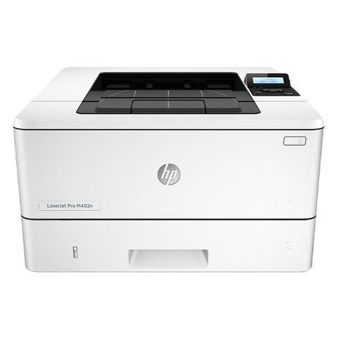 Impressora Convencional Hp Laserjet Pro M402n C5f93a Laser Monocromática Usb e Ethernet 110v