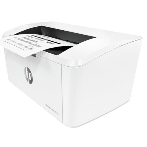 Imagem de Impressora HP Mono LaserJet Pro M15w WiFi W2G51AAC4
