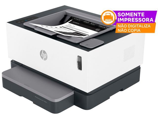 Imagem de Impressora HP Neverstop 1000W Laser