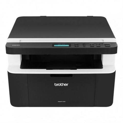 Imagem de Impressora Laser Brother Dcp-1602 Toner Extra E Cabo Usb