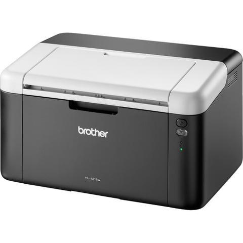 Imagem de Impressora Laser Brother Monocromática WiFi - HL-1212W