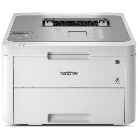 Impressora Convencional Brother Hl-l3210cw Jato de Tinta Colorida Usb e Wi-fi 110v