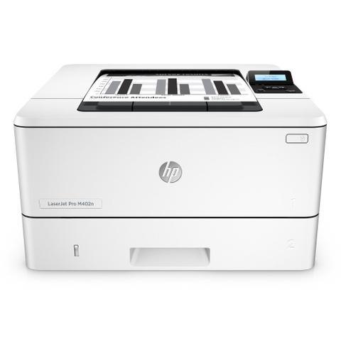 Imagem de Impressora Laser Mono HP LaserJet Pro JetIntelligence M402n