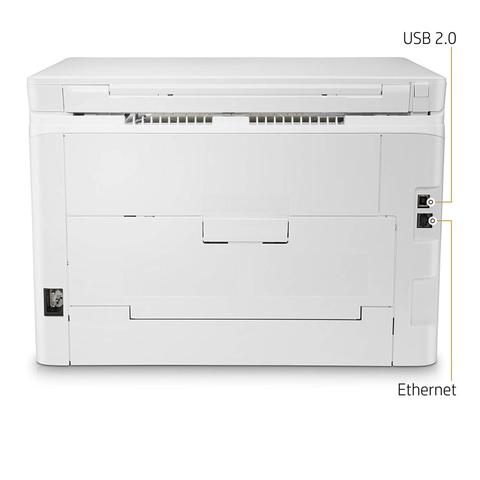 Imagem de Impressora Laser Multifuncional Colorida Wi-Fi LaserJet Pro HP M180NW T6B74A