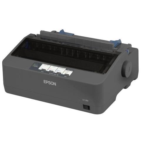 Imagem de Impressora Matricial Epson LX-350 EDG - 110V