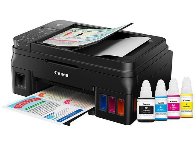 Imagem de Impressora Multifuncional Canon G4100