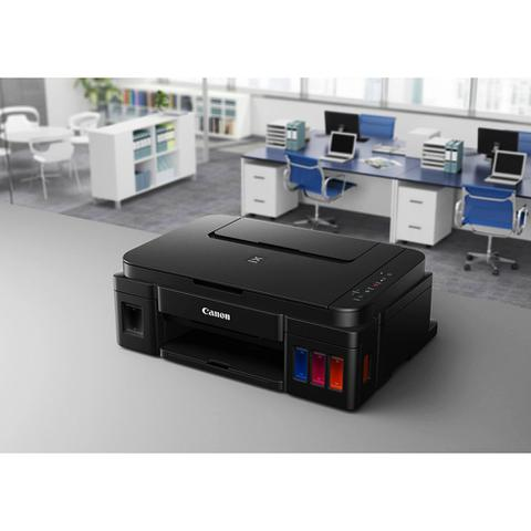 Imagem de Impressora Multifuncional Canon Maxx Tinta G3111 Tanque de Tinta Colorida Wireless com Refil
