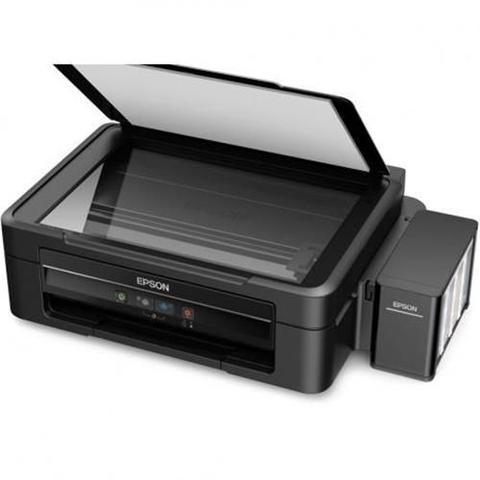 Imagem de Impressora Multifuncional Ecotank L380 Usb Brcf43302 - Epson