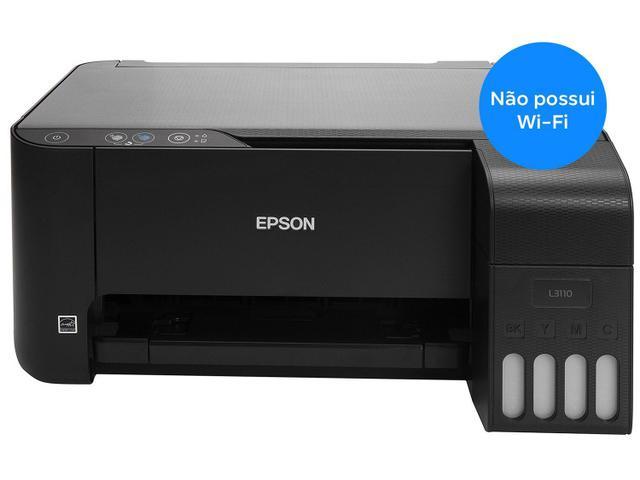 Imagem de Impressora Multifuncional Epson EcoTank L3110