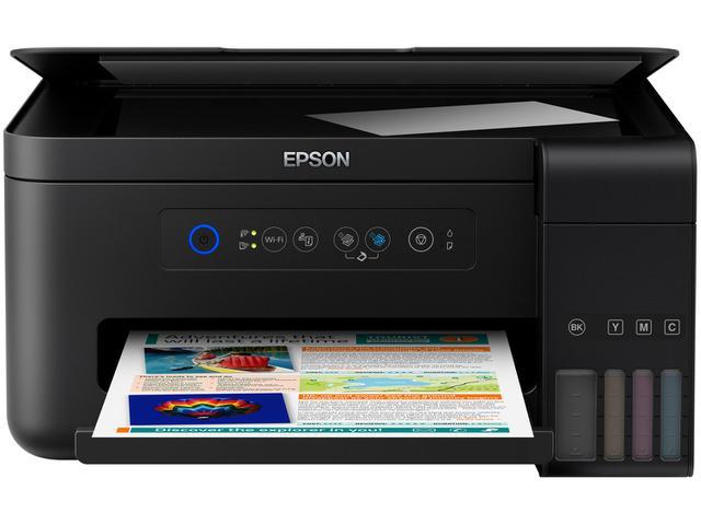 Imagem de Impressora Multifuncional Epson EcoTank L4150