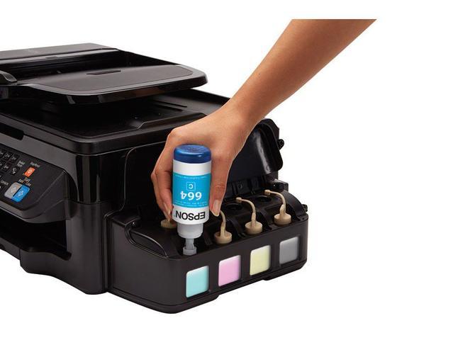 Imagem de Impressora Multifuncional Epson EcoTank L575