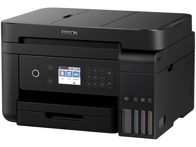 Imagem de Impressora Multifuncional Epson EcoTank L6171