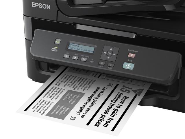 Imagem de Impressora Multifuncional Epson EcoTank M205