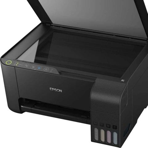 Imagem de Impressora Multifuncional Epson L3150 Tanque De Tinta Wireless Ecotank