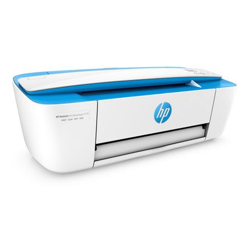 Imagem de Impressora Multifuncional Hp Color Ink Advantage 3776
