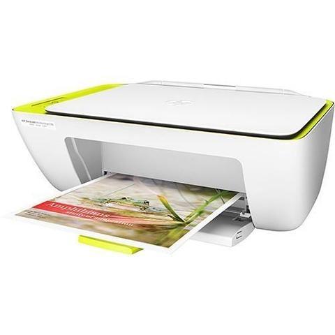 Imagem de Impressora multifuncional hp deskjet 2136 f5s30a - branco