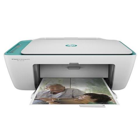 Imagem de Impressora Multifuncional HP Deskjet Advantage Jato de Tinta 2676 IMP/COPIA/DIGIT/WIFI