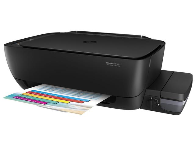 Imagem de Impressora Multifuncional HP Deskjet GT 5822
