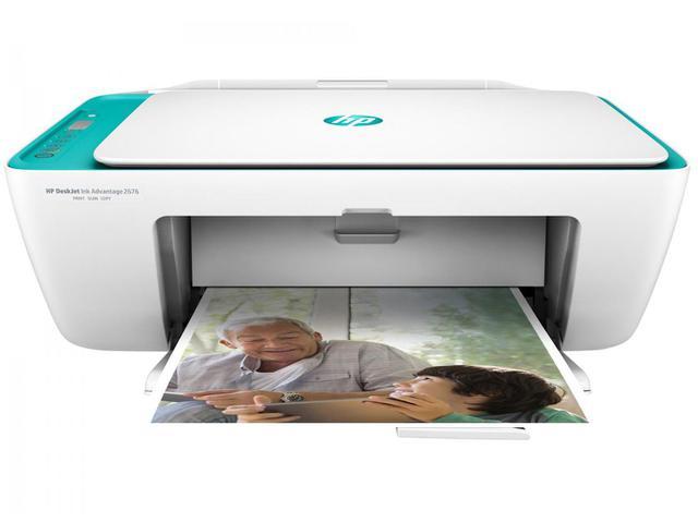 Imagem de Impressora Multifuncional HP DeskJet Ink 2676