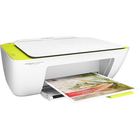 Imagem de Impressora multifuncional HP DeskJet Ink Advantage 2136 Jato de Tinta Colorida