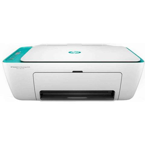 Imagem de Impressora Multifuncional HP Deskjet Ink Advantage 2676 Jato de Tinta Wi-Fi Colorida USB