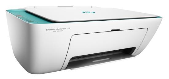 Imagem de Impressora Multifuncional Hp Deskjet Ink Advantage 2676 Wi-fi, Impressora, Copiadora e Scanner
