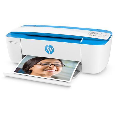 Imagem de Impressora Multifuncional HP Deskjet Ink Advantage 3776 J9V88AAK4 Jato de Tinta Color Wireless
