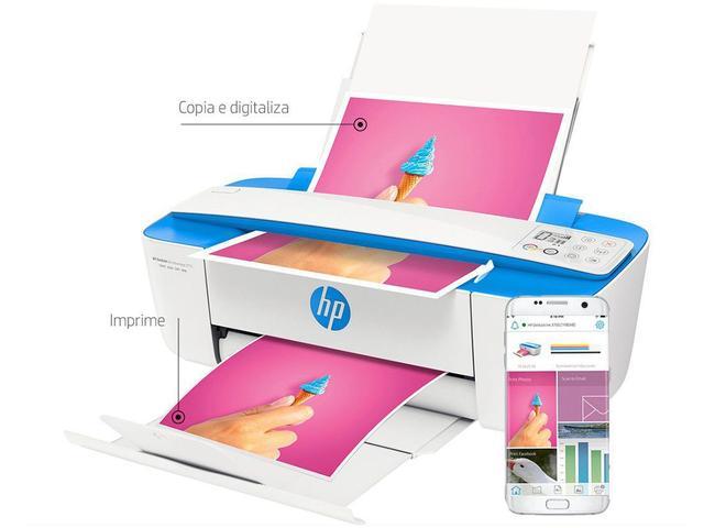 Imagem de Impressora Multifuncional HP