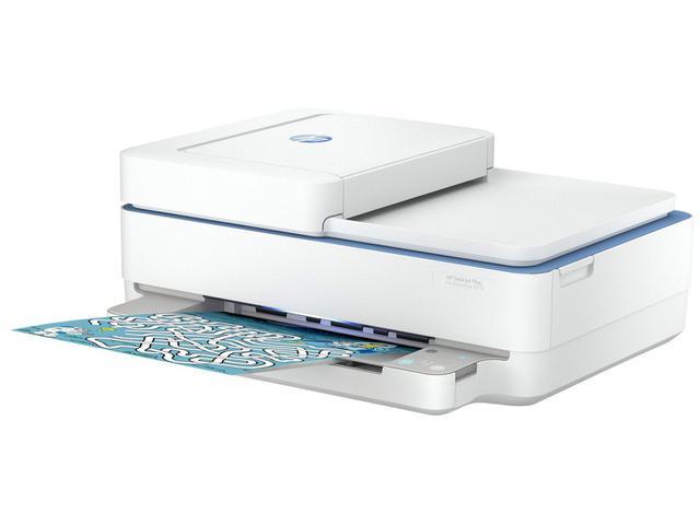 Multifuncional Hp Deskjet Ink Advantage 6476 5sd79a Jato de Tinta Colorida Usb Bivolt
