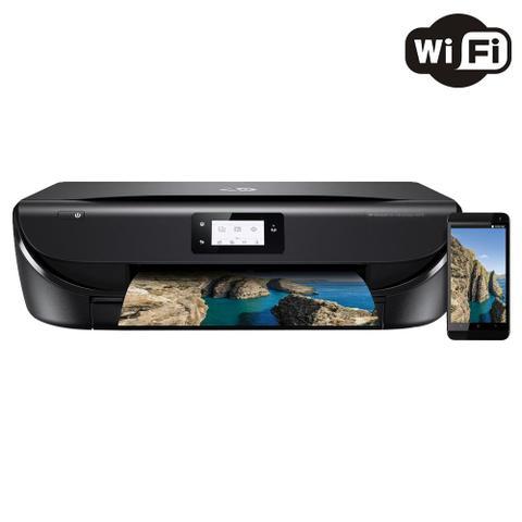 Imagem de Impressora Multifuncional HP Jato de Tinta DeskJet Ink Advantage 5076 Colorida Wireless Bivolt