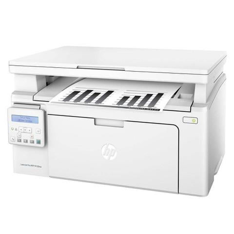 Imagem de Impressora Multifuncional HP Laserjet Mono Pro M130NW Fax Wi-fi