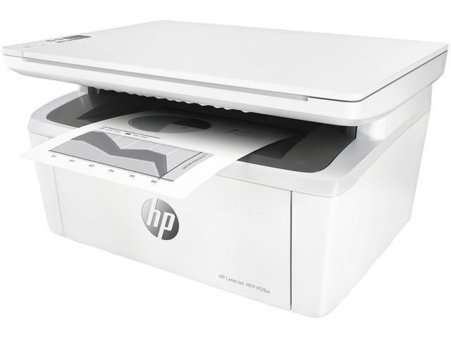 Imagem de Impressora Multifuncional HP LaserJet Pro M28w