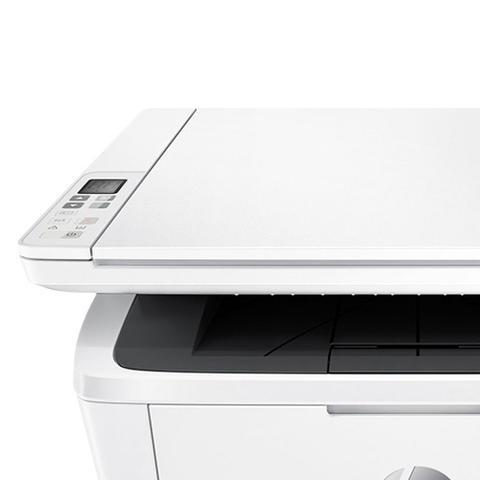 Imagem de Impressora Multifuncional HP LaserJet Pro M28W Mono Wireless 110V