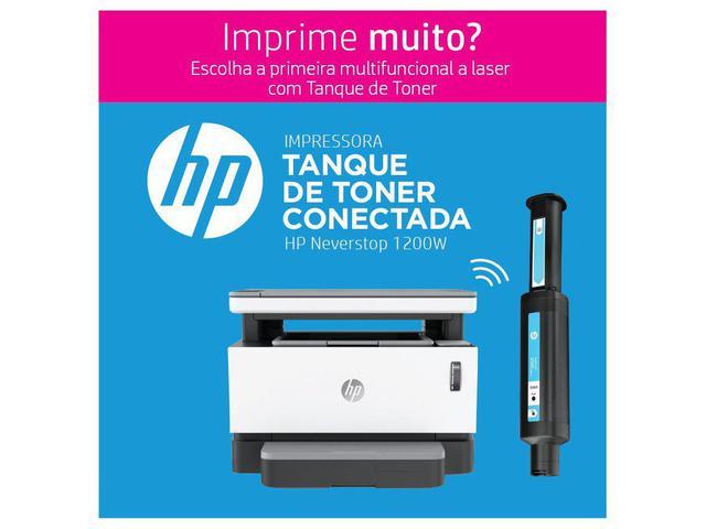 Imagem de Impressora Multifuncional HP Neverstop 1200W