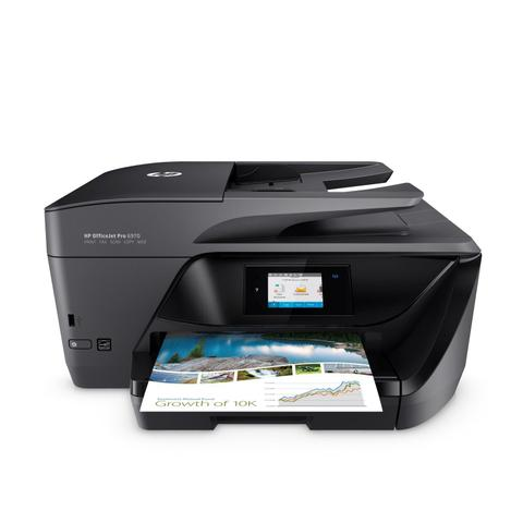 Imagem de Impressora Multifuncional HP Officejet Pro 6970 All In One Bivolt