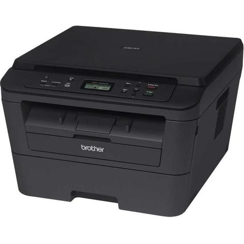 Imagem de Impressora Multifuncional Laser Mono Brother DCP-L2520DW 110V Wi-Fi Rede Duplex
