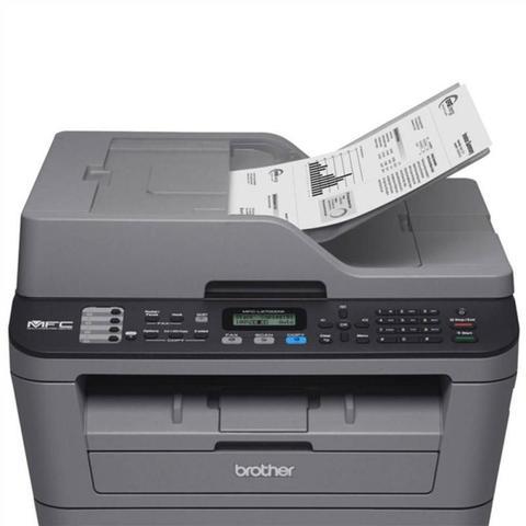 Imagem de Impressora Multifuncional Laser Mono Brother MFC-L2700DW WIFI Rede Duplex 110V
