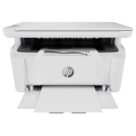 Imagem de Impressora Multifuncional Mono HP LaserJet Pro M28w MFP Wi-Fi 110v