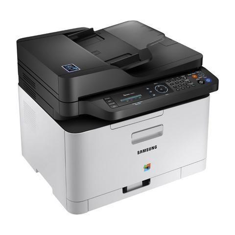 Imagem de Impressora Multifuncional Samsung Laser Color Xpress C480FW