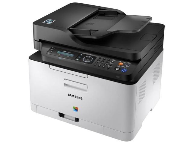 Imagem de Impressora Multifuncional Samsung SL C480FW Laser Color Xpress