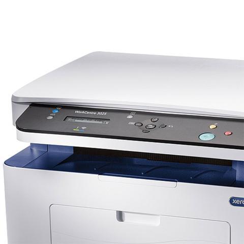 Imagem de Impressora Multifuncional Xerox Workcentre 3025BI Laser Mono 110V
