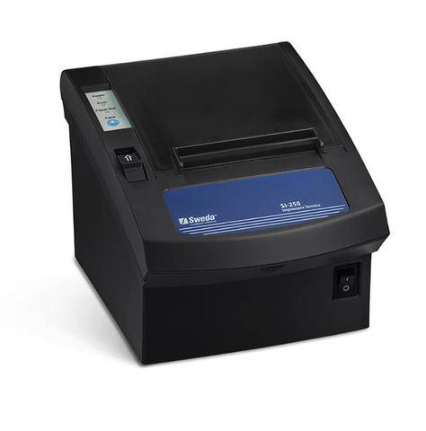 Impressora Térmica Não Fiscal Sweda Si-250s Jato de Tinta Monocromática Usb + Serial Bivolt