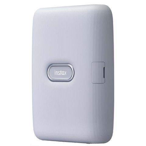Impressora Fotográfica Fujifilm Instax Branco Transferência Térmica Colorida Usb e Wi-fi Bivolt