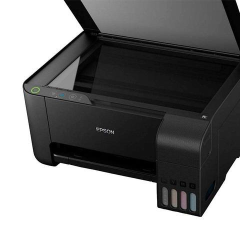 Imagem de Impressora Sublimática L3110 Epson A4 Multifuncional Bivolt + Tintas