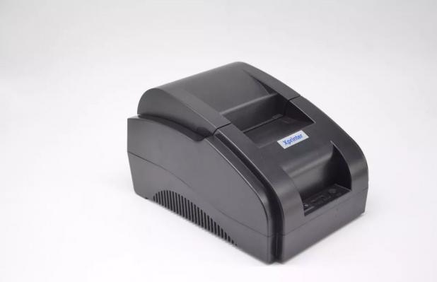 Imagem de Impressora Térmica Cupom Não Fiscal 58mm Usb