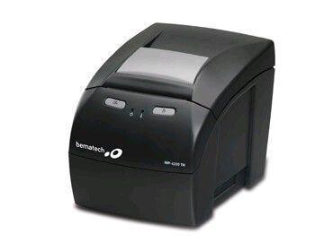 Impressora Térmica Não Fiscal Bematech Mp-4200 Th Transferência Térmica Monocromática Usb, Serial, Ethernet e Wifi Bivolt
