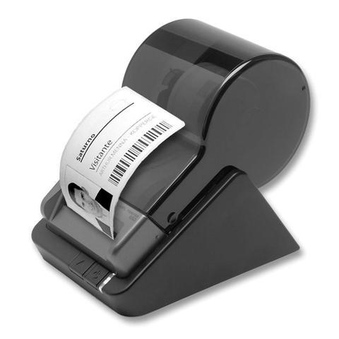 Impressora Térmica Etiqueta Pimaco Smart Label Printer 440 Transferência Térmica Monocromática Usb Bivolt
